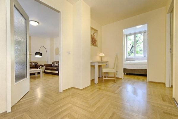 AMC Apartments Bundesallee - фото 14