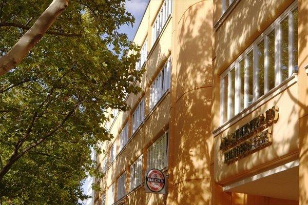 AMC Apartments Bundesallee - фото 18