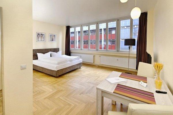 AMC Apartments Bundesallee - фото 7