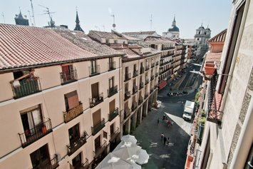 Plaza Mayor Flat
