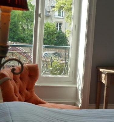 Villa Beaupeyrat Appart-hotel - фото 18