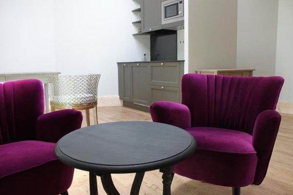 Villa Beaupeyrat Appart-hotel - фото 6