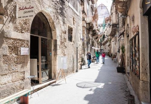Appartamenti di charme Ortigia Marilini Dulini - фото 25