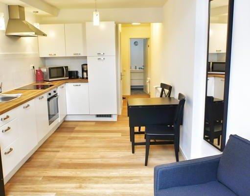 Апартаменты Laeken Residence - фото 19