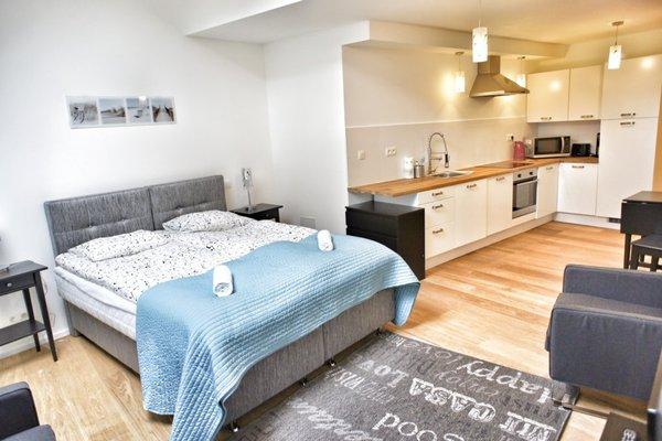Апартаменты Laeken Residence - фото 2