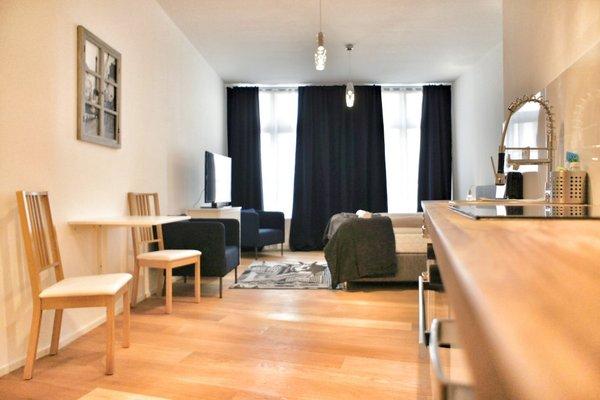Апартаменты Laeken Residence - фото 22