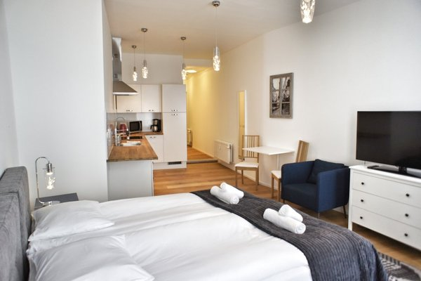 Апартаменты Laeken Residence - фото 3