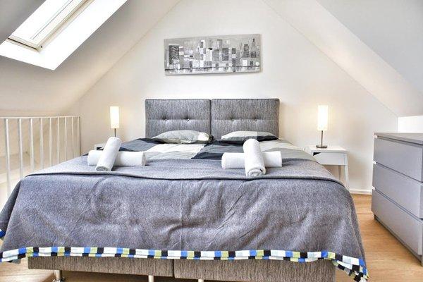 Апартаменты Laeken Residence - фото 5