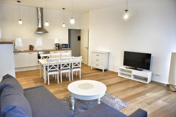 Апартаменты Laeken Residence - фото 8