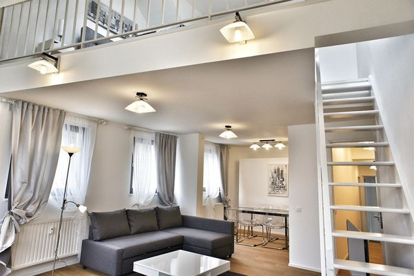 Апартаменты Laeken Residence - фото 9
