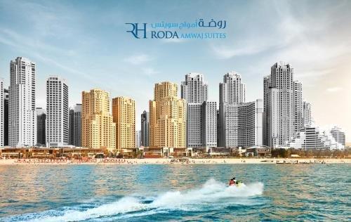 Amwaj Suites Jumeirah Beach Residence - фото 18