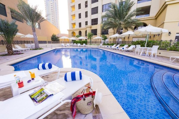 Amwaj Suites Jumeirah Beach Residence - фото 21