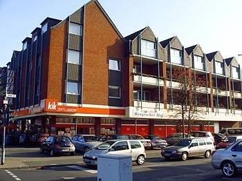 NK HOTEL BERGISCHER HOF - фото 3