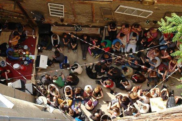 Ost-Apotheke Hostel - фото 12