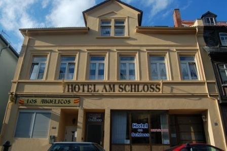 Hotel am Schloss - фото 8