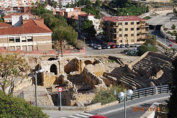 Apartament Via de l'Imperi Roma - фото 2
