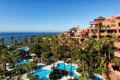 Bahia Beach Apartments Estepona - фото 1