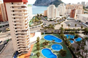 Apartment Calp 4