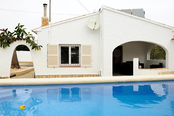 Villa Benissa 2 - фото 18