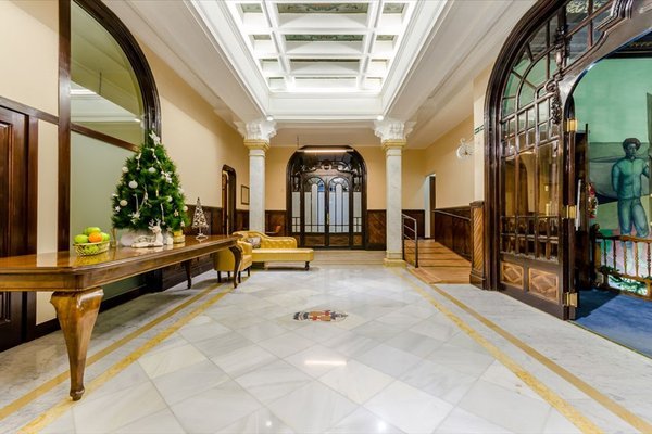 Отель Victoria Palace - фото 14