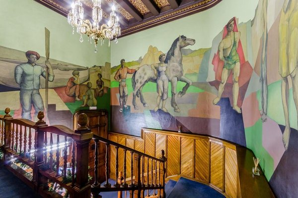 Отель Victoria Palace - фото 6