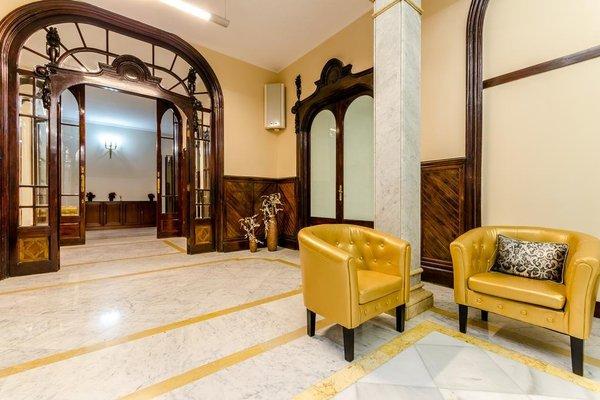 Отель Victoria Palace - фото 8