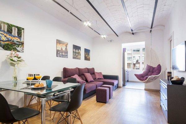 Design Apartment Plaza Catalunya - фото 14
