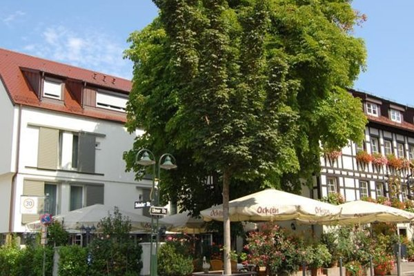 Hotel Weinstube Ochsen - фото 23