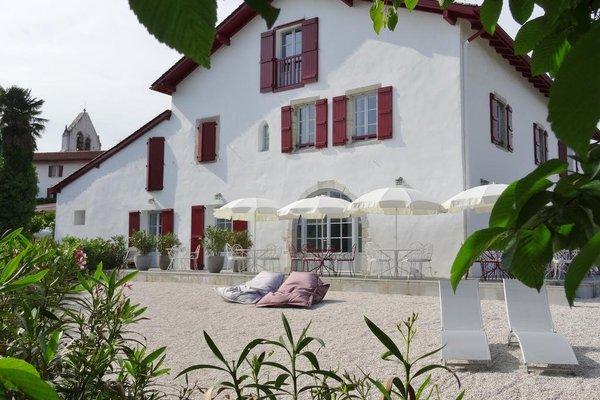 Hotel Harretchea - фото 21