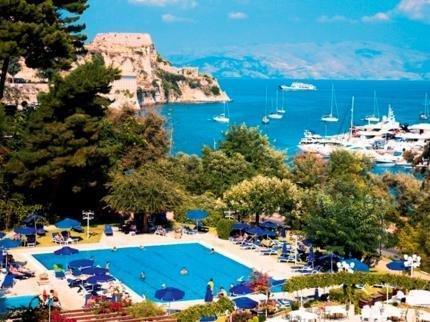 Hotel Corfu Palace - фото 21