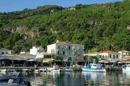 Samaina Port Hotel - фото 19