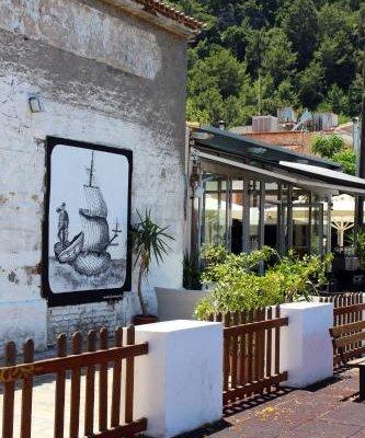 Samaina Port Hotel - фото 17