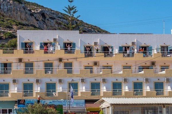 Гостиница «Zafiria», Матала