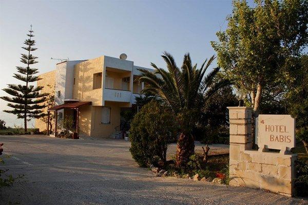 Babis Hotel - фото 21