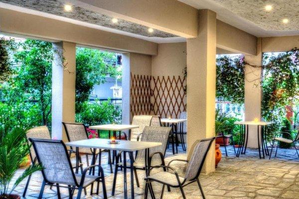 Milonas House Apartments - фото 1
