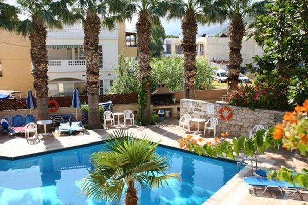 Latania Apartments - фото 20