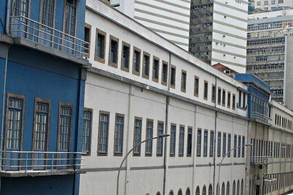 Apartamento Arcos da Lapa - фото 13