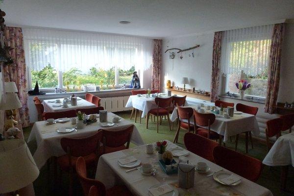 Hotel Pension Gelpkes Muhle - фото 13