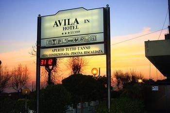 Hotel Avila In - фото 21