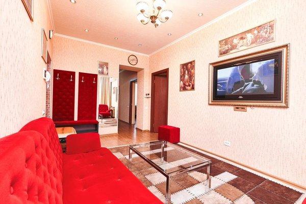 Chisinau Centre Apartments - фото 14