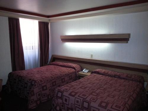 Hotel Puebla - фото 20