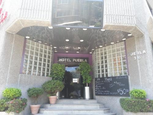 Hotel Puebla - фото 19