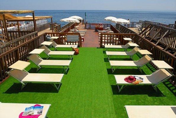 Four Points by Sheraton Catania Hotel - фото 12
