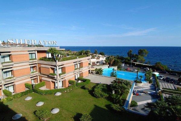 Four Points by Sheraton Catania Hotel - фото 22