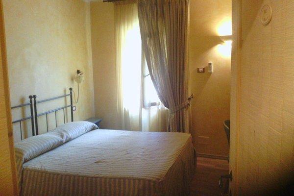 Гостиница «Albergo Ristorante Toscana», Аквапенденте