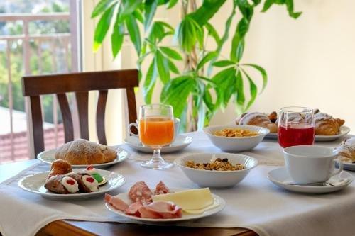 Casa Fiorita Bed and Breakfast - фото 11