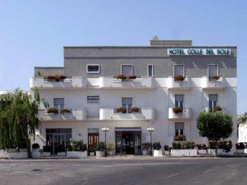 Hotel Ristorante Colle Del Sole - фото 23