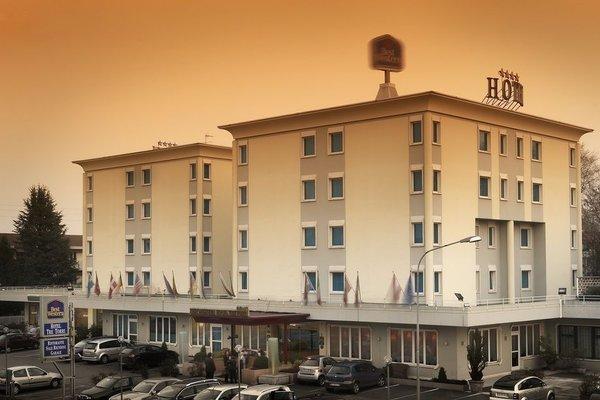 Best Western Hotel Tre Torri - фото 23