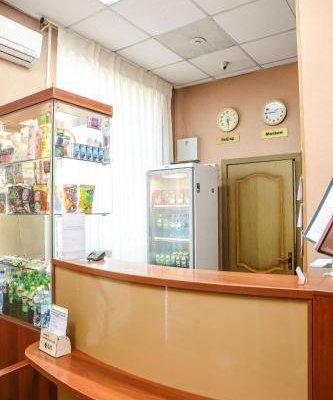Гостиница Шанхай - фото 17