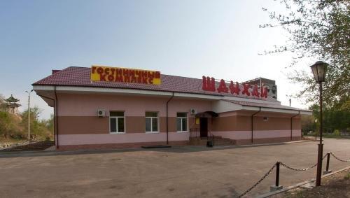 Гостиница Шанхай - фото 21